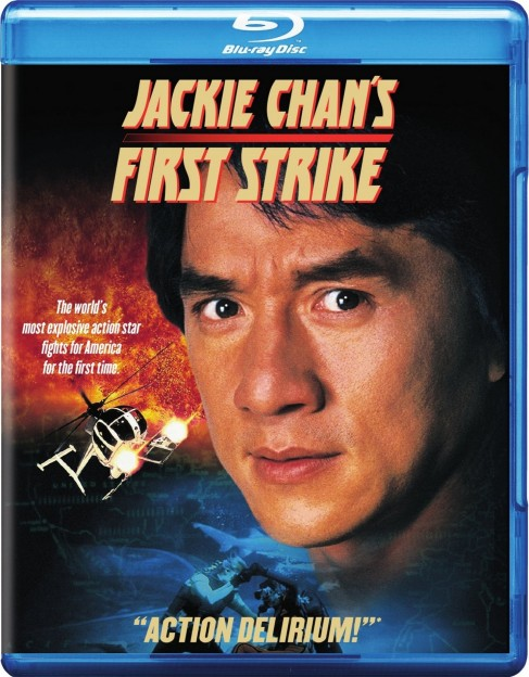 Jackie Chan's First Strike (1996) Audio Latino BRRip 720p